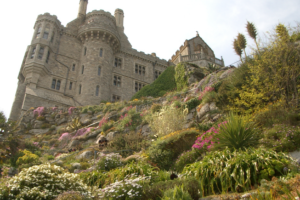 St Michaels Mount Castle Cornwall