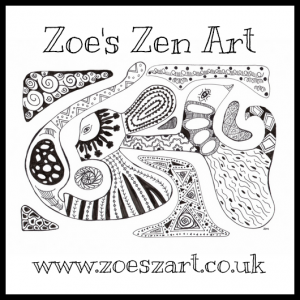 zendoodle, zen art, zen doodle,