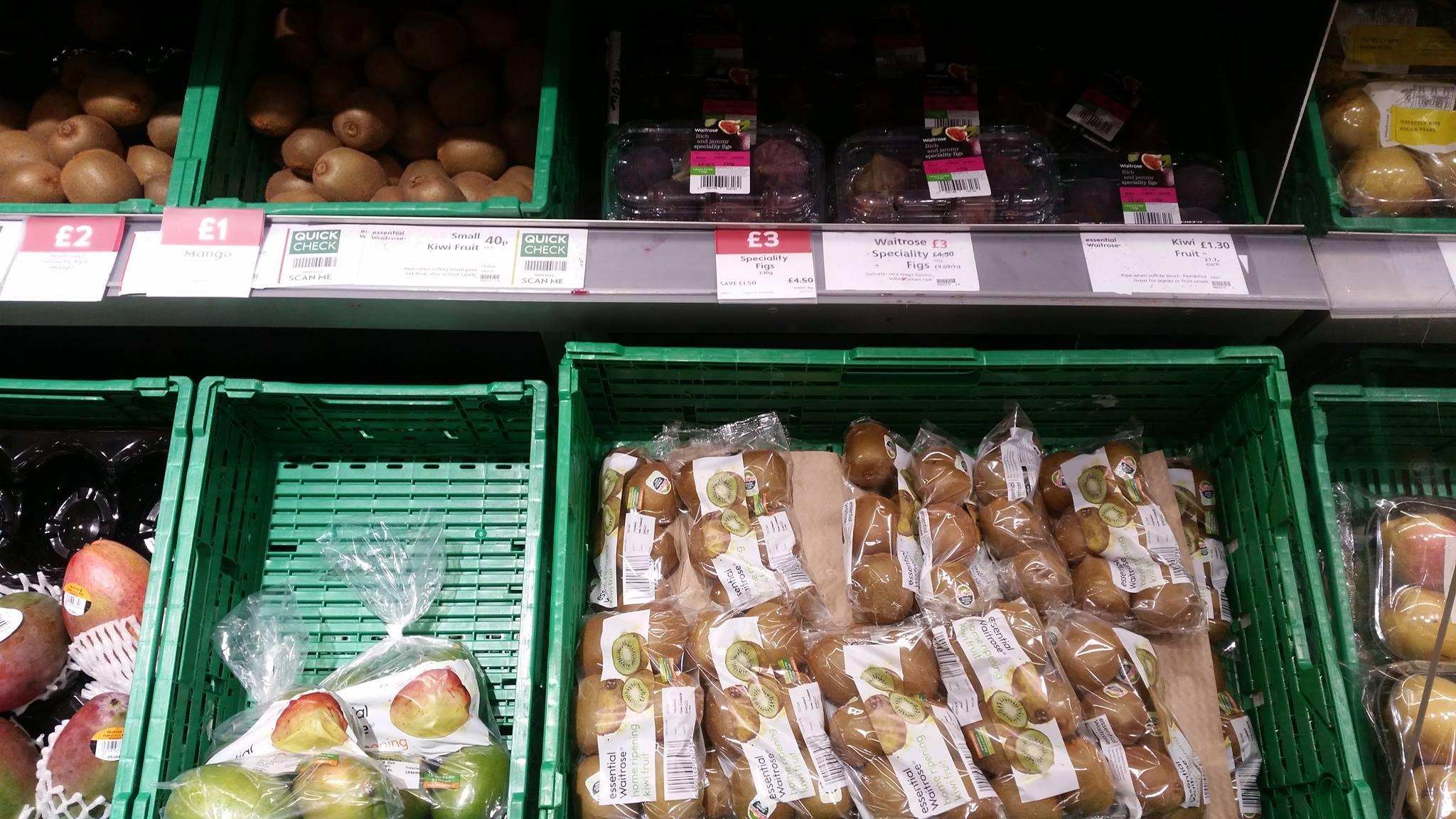 food packaging, bogof, supermarkets, packaging, plastic, zero waste, single use plastic