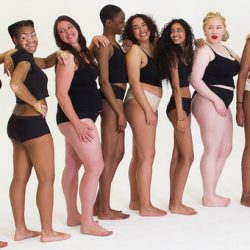 Flux, menstrual pants, women wearing menstrual underwear, body positive, sanitary towel alternative, tampon alternative