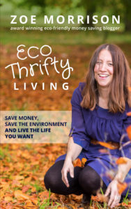 Eco Thrifty Living book in print