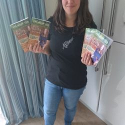 Zoe Morrison, Author, Eco Thrifty Living book, authorpreneur