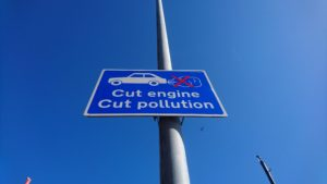do you need to idle, cut engine, cut pollution