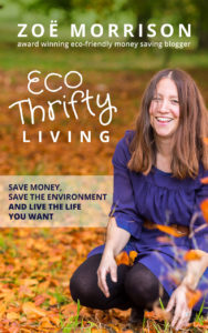 Eco Thrifty Living book, book