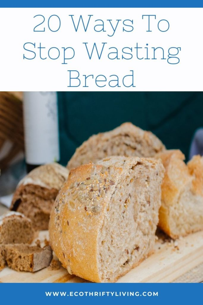 Stop wasting bread