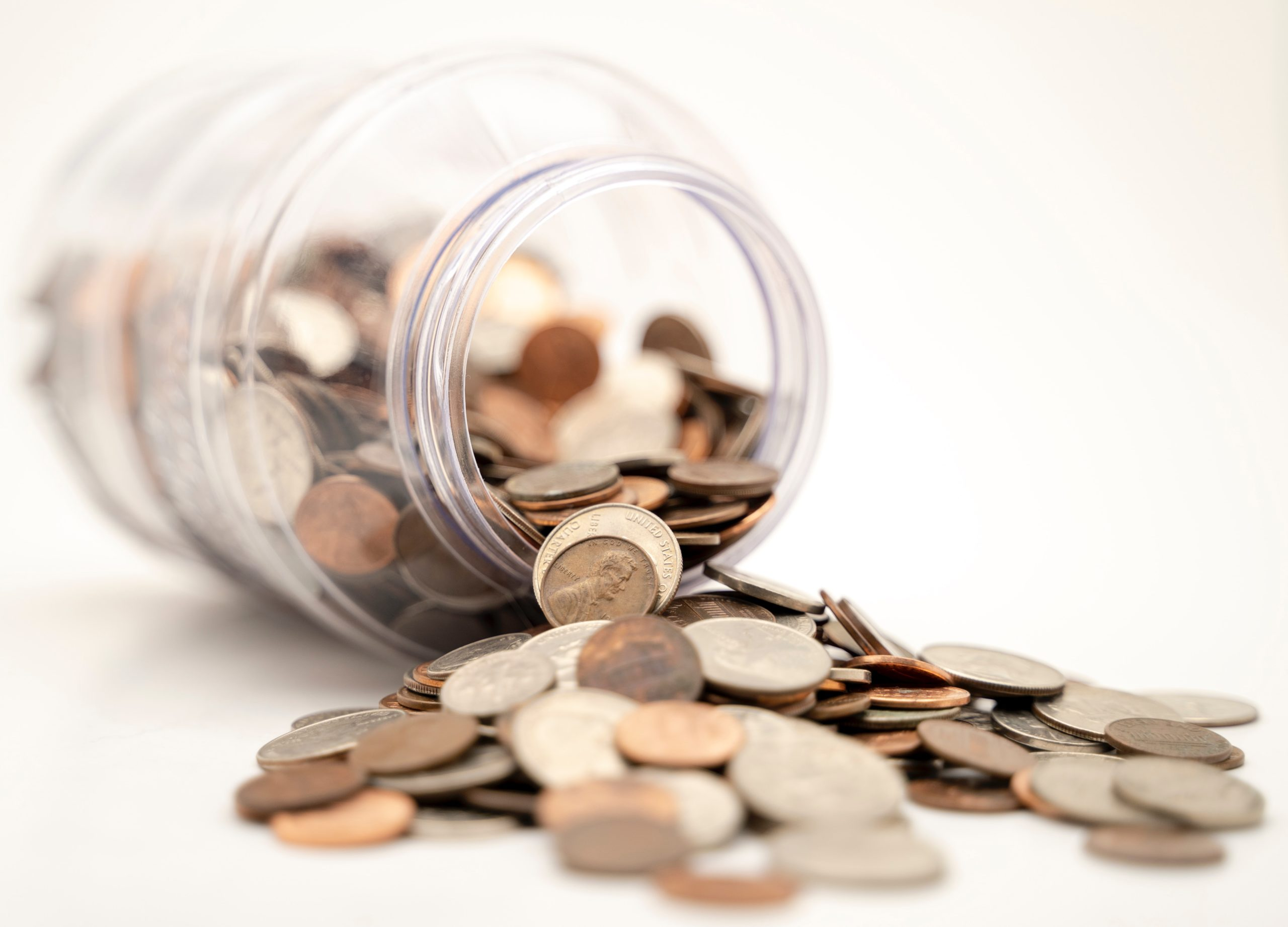 Savings plan Photo by Michael Longmire on Unsplash