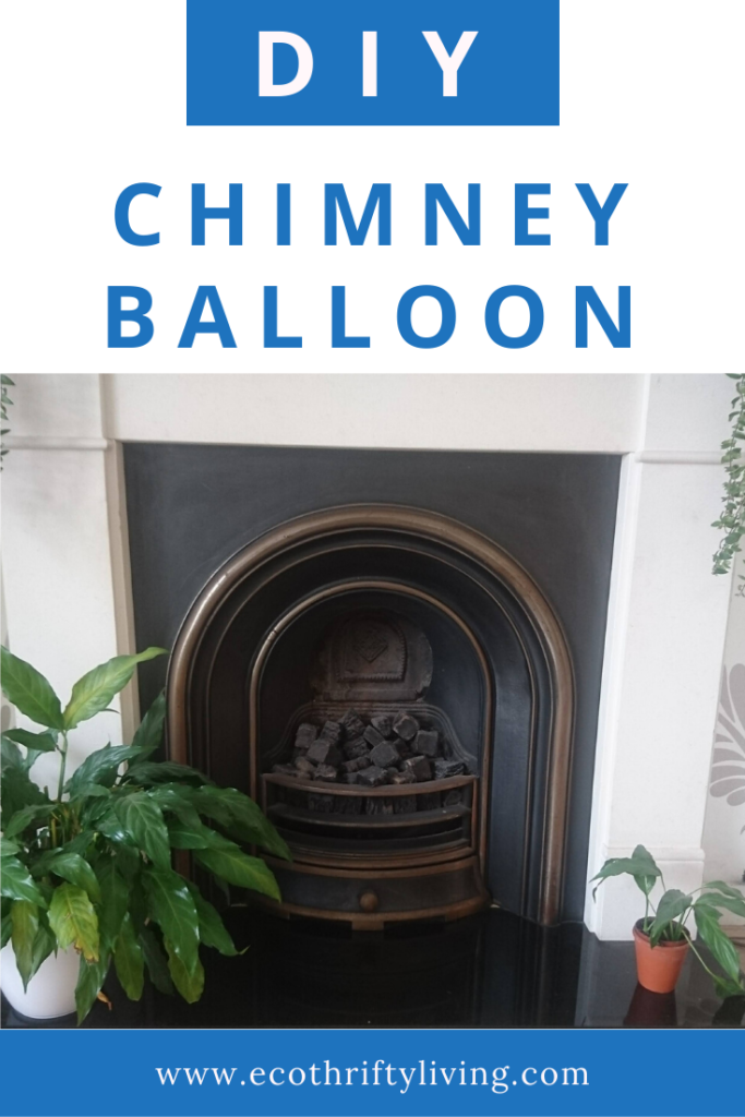 DIY chimney balloon