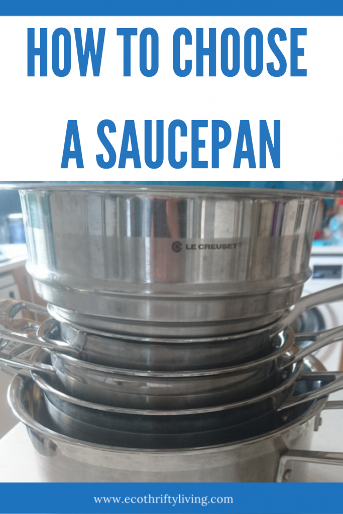 How to choose a saucepan