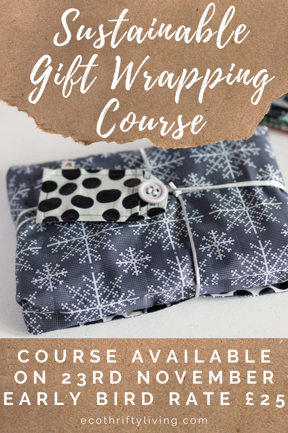 gift wrapping course