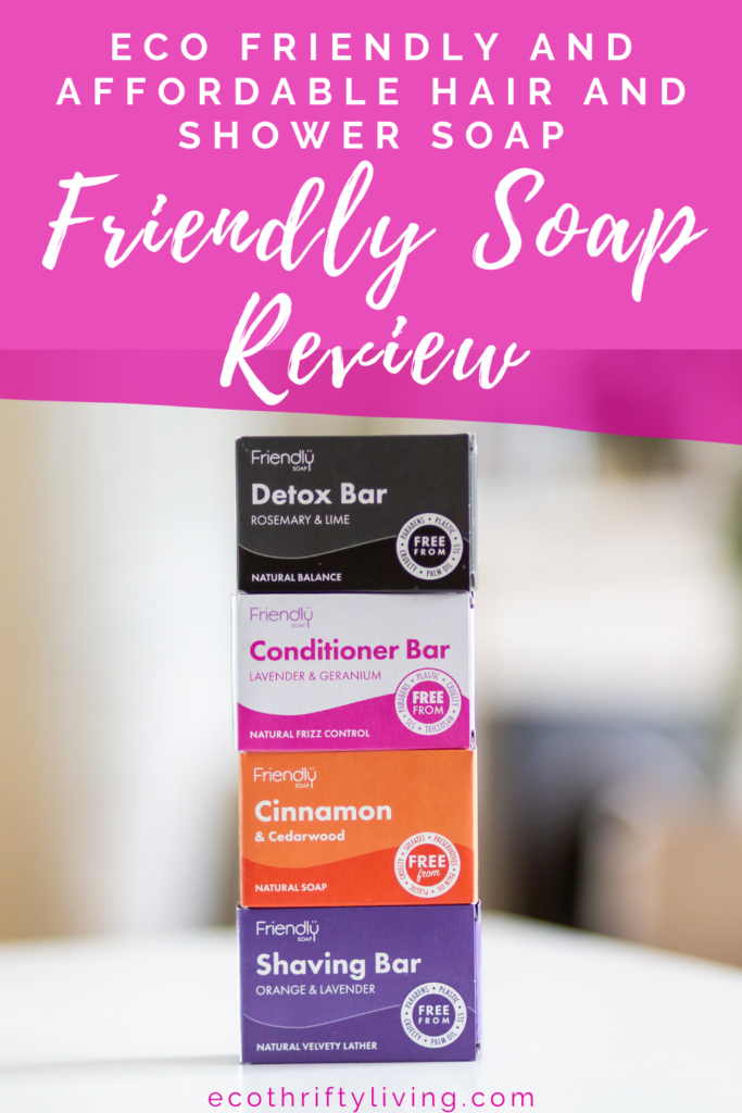 Friendly soap review